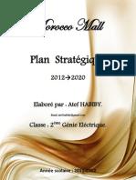 Exemple de Plan stratégique pour Morocco Mall