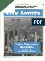 City Limits Magazine, January 1991 Issue
