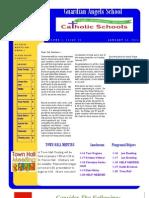 GA Newsletter 1-12-12