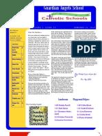 GA Newsletter 1-26-12