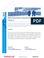 Next Generation Datacentres Index - Cycle II