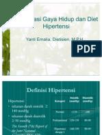 Modifikasi Gaya Hidup Dan Diet Hipertensi