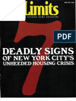 City Limits Magazine, April 1997 Issue