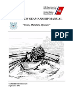 Coast Guard Crew Seamanship Book