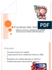 1.- Calidad Del Software