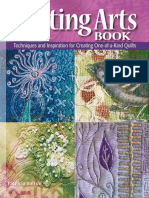Quilting Arts Book
