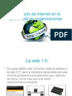 El impacto de internet en la gestión de la empresa clase 3