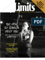 City Limits Magazine, November 1998 Issue