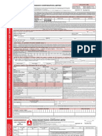 IRFC Tax Free Bond Application Form