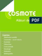 Cosmote Analiza