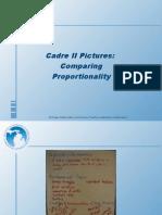 Pics ComparingProportionality
