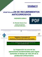 Inspeccion de Recubrimientos Anticorrosivos