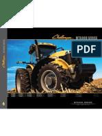 Challenger Mt600d Series Tractors Brochure