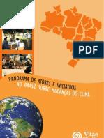 Panorama de Atores e Iniciativas No Brasil