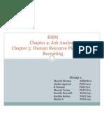 HRM_Ch4&5
