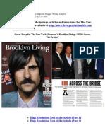 NY Magazine Blogger Writing Samples - Andrew Guarini