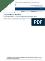 European BankStats 2011 (14-Jun-11)