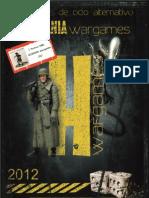 Bases I Torneo DBA HISPANIA wargames 2012