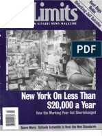 City Limits Magazine, February 2000 Issue