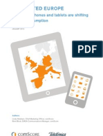 TThe State of Europe and Consumption of   Digital Devices