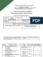 Plan de Estudios - BDD NUEVO
