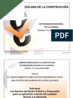 Aportes sector público y subsidios. A Linares. 2002