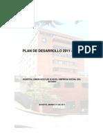 Plan de Desarrollo 2011 - 2012