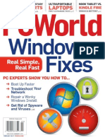 PC World Magazine Windows Fixes - February 2012
