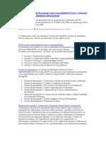 Política y Normas de Desempeño sobre Sostenibilidad Social y Ambiental de la Corporación Financiera Internacional