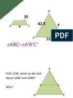 U4-L2-I1 (Using Similar Triangles)