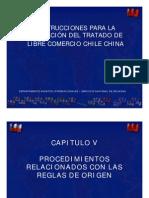 Tlc China Chile Procedimientos