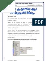 Manual de Paint, Wordpad, Word 2007