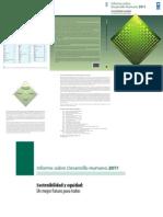Informe sobre Desarrollo Humano 2011 y apuntes sobre el caso español