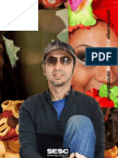 Programação de fevereiro do SESC Ribeirão