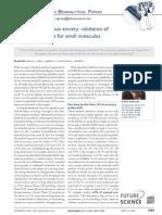 Validación Bioanálisis