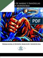 Informe Situacion Maras Pandillas Honduras