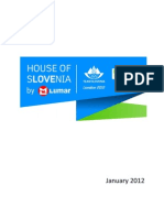 About House of Slovenia