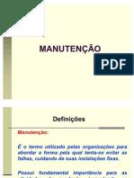 Manutenção ppt