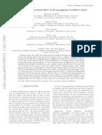 Sebastien Leygnac et al- Modeling multidimensional effects in the propagation of radiative shocks