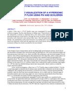 F.F.J. Schrijer et al- Quantitative Visualization of a Hypersonic Double-Ramp Flow Using PIV and Schlieren