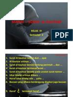 Soal Latihan - Al-Kautsar [Compatibility Mode]