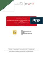 Preiss y Radovic Patrones de discurso clases de matemáticas