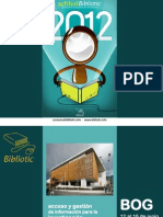Bibliotic2012-presentacion