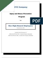 IIP Program for Low-Hazard Industry Employers