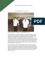 Novo comandante da Polícia Militar prevê contratação de 1500