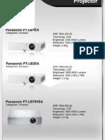 Projector List