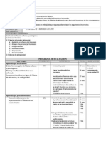 plan de evaluación unidades vi -viii