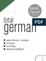 German Pronunciation Table