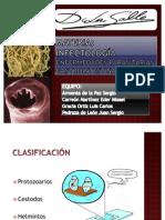 Infecciones parasitarias gastrointestinales