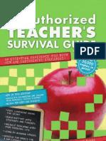 Park Avenue - The Unauthorized Teacher Survival Guide